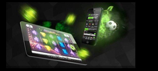 Lyckad kombination av sportsbetting och casinospel i mobil