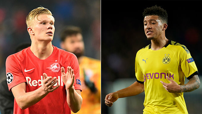 Could Haaland & Sancho Be Man Utd's New Rooney & Ronaldo?
