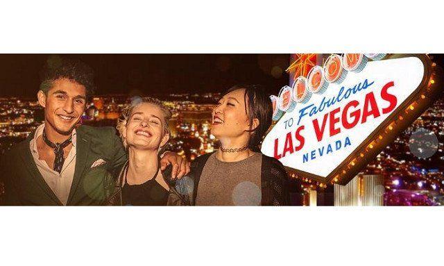 Fira februari och vinn lyxig Vegasresa i ditt mobilcasino