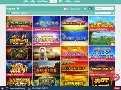Buzz Bingo Casino Screenshot 2