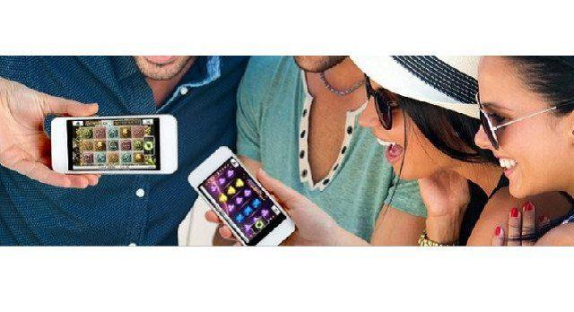 Spela casino i mobilen - få freespinns på ditt spelkonto