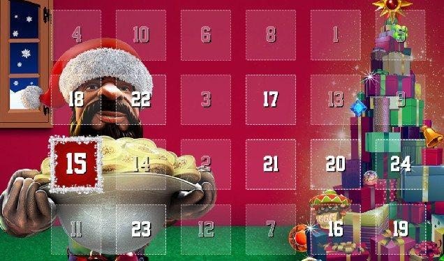 Bonusar och kalendergåvor i casinoapp för iPhone