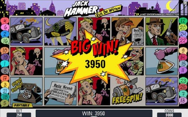 Odds och casinoslots kombineras hos casino med mobilbetalning