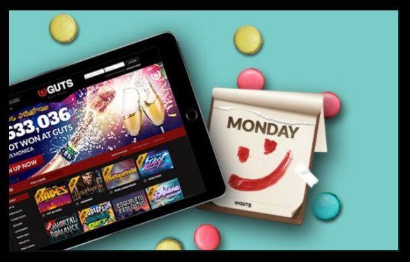 Måndag är dubbelbonusdag i casino för Android