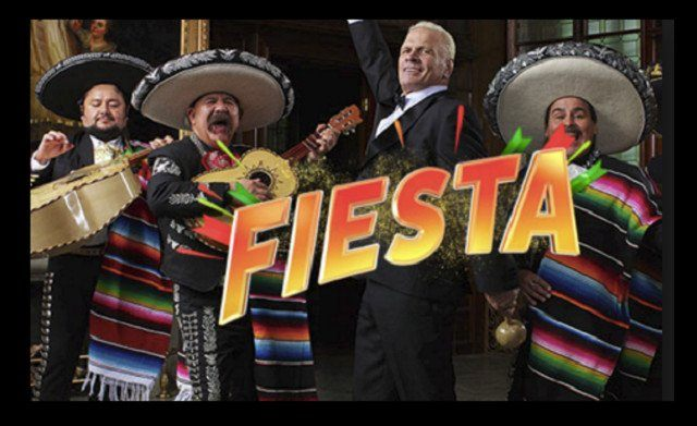 Mexikansk fiesta med chans att vinna resa och iPhone7 i ditt mobilcasino