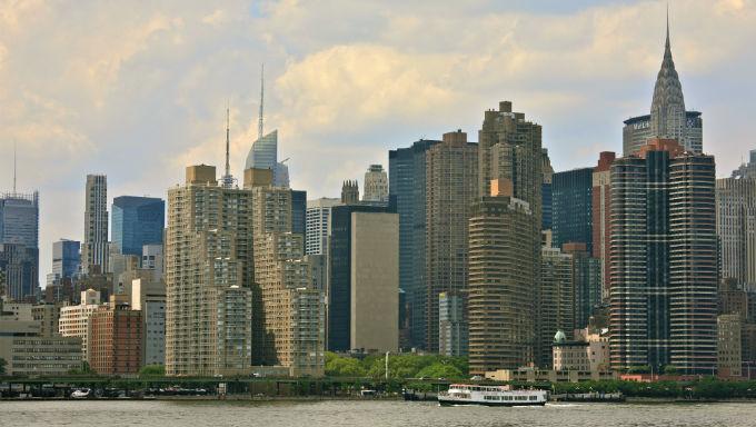 纽约的非法赌博活动; 六人被捕