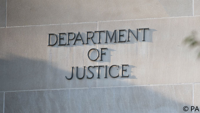DOJ Files Argument for Online Gambling Ban in Wire Act Appeal
