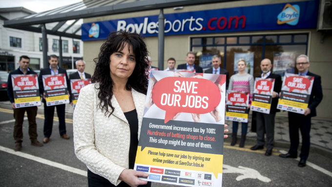 Betting shop licence ireland better than even chance in betting
