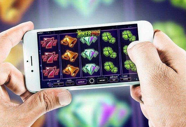 Både lördagsgodis och söndagsgodis i casino-app