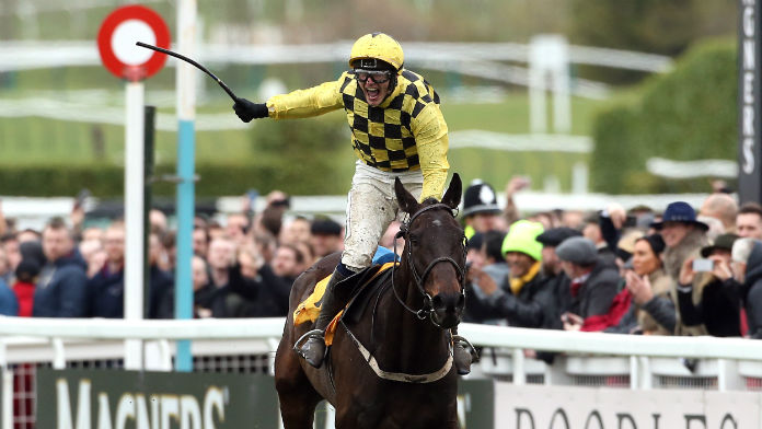 How Racing's Festive Period Hit 2020 Gold Cup Betting Odds