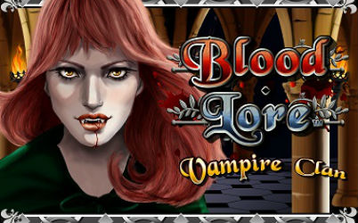 Blood Lore Vampire Clan Online Slot