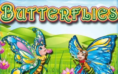 Butterflies Online Slot