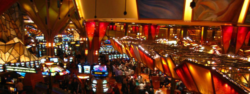 Connecticut Casino Revenue Down Amid Growing Competition