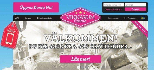 Ett av Sveriges bästa mobilcasinon ger fina bonusar i mobilen