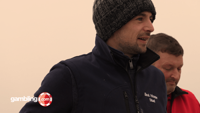 Damian English, trainer, Mornington Beach, Ireland
