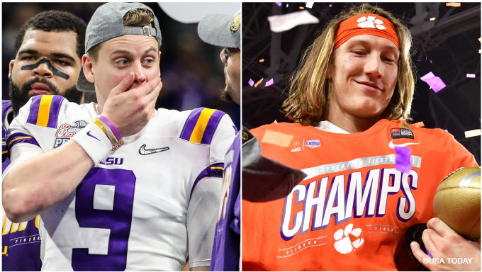 Ultimate LSU-Clemson 2020 National Championship Betting Guide