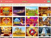 Slotanza Casino Screenshot 1