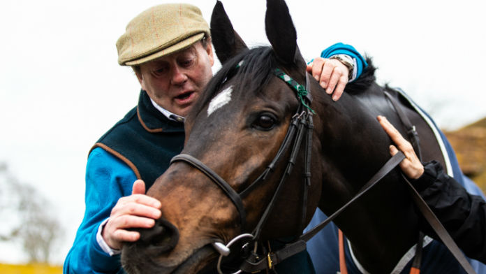 Altior's Silviniaco Conti Chase Withdrawal Raises Ugly Questions