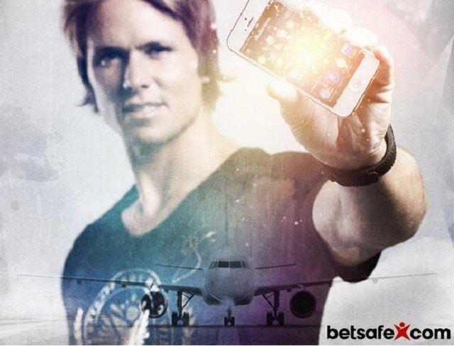 Cashback blir cashstack i Betsafes casino-app