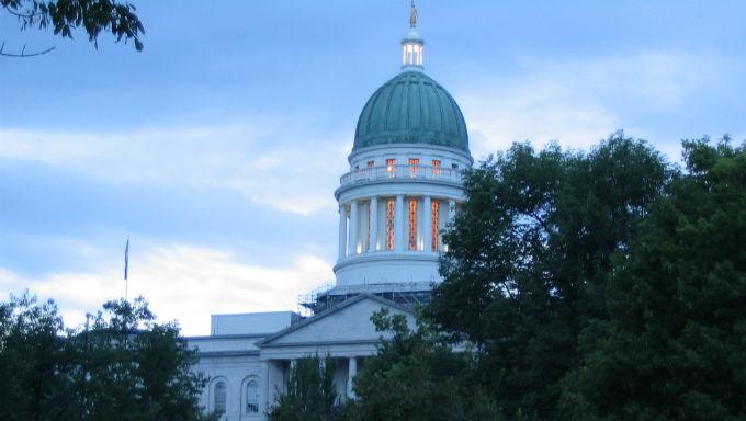Maine Online Sports Betting Bill Veto Overridden By Senate
