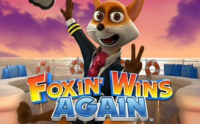 Slot Foxin' Wins Again