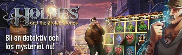 Sveas casino i mobilen ger dig extravinster!