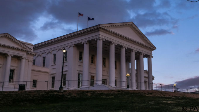 Latest Virginia Sports Betting Bill Advances As More Await