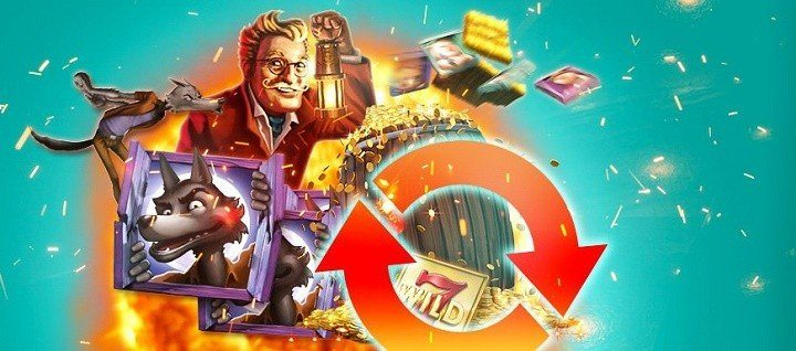 Nya casinospel och free spins i mobilen!