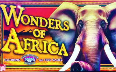 Wonders of Africa Slot