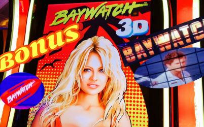 Baywatch 3D Slot