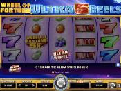Wheel of Fortune Ultra 5 Reels Screenshot 1
