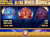 Wheel of Fortune Ultra 5 Reels Screenshot 4