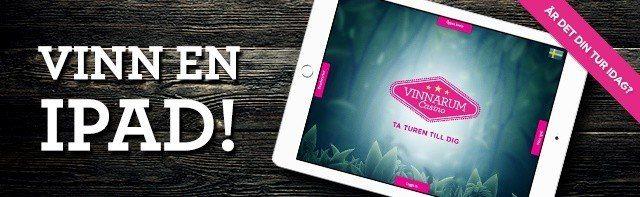 Ta chansen och spela iPad-casino resten av 2016