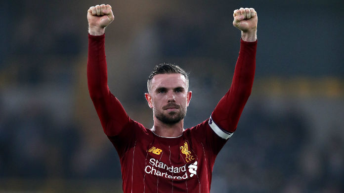 Jordan Henderson's Odds Slashed For PFA Player of the Year