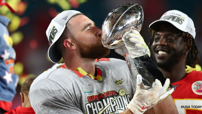 Chiefs-49ers Super Bowl Draws Betting Increase Nationwide