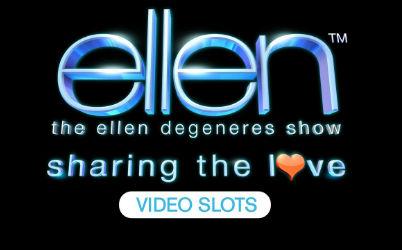 Ellen Sharing the Love Online Slot