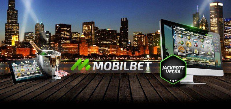 Jackpottveckan fortsätter hos Mobilbet!