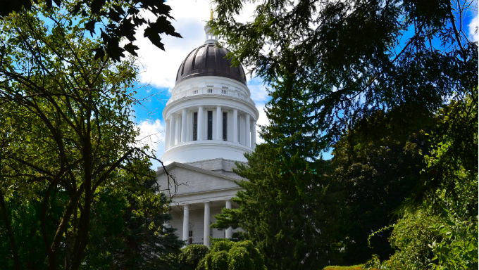 Maine Sports Betting Bill Dies After Veto Override Fails