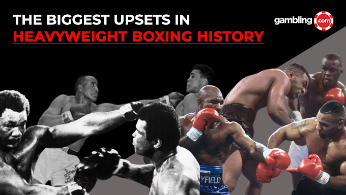 Ranked: The 10 Biggest Upsets in Heavyweight Boxing History