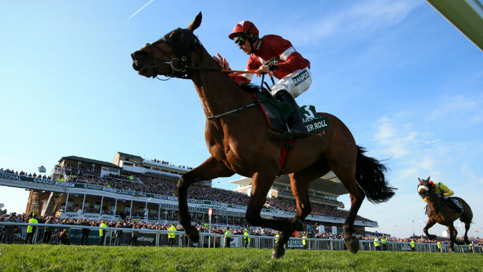Tiger Roll Asked To Carry 11st 10lb In Aintree Treble Bid