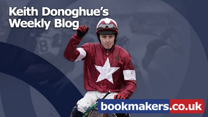 Keith Donoghue's Blog: Tiger Roll's Weight & Delta Work's Gold Cup Chances