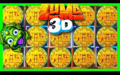 Zuma 3D Slot