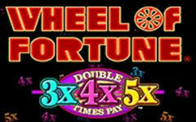 Wheel of Fortune 3x4x5x Slot
