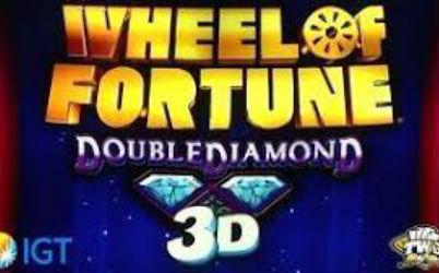 Wheel of Fortune Double Diamond True 3D Slot