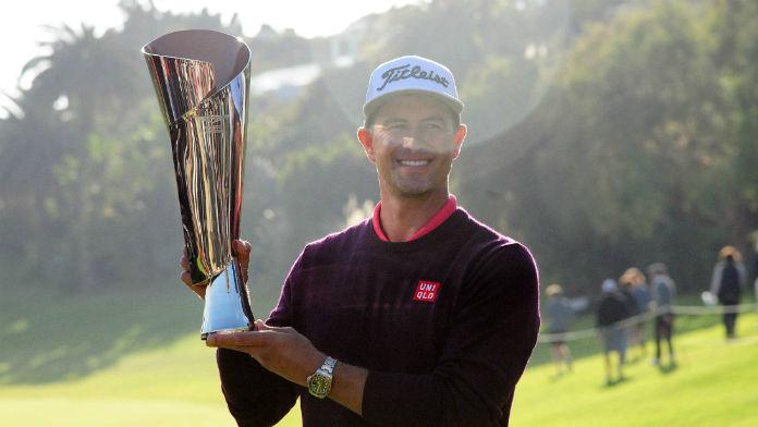 Adam Scott's Masters Odds Halved After Back-To-Back Wins