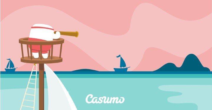 Casinobonus med Casumo i mobilen siktad!