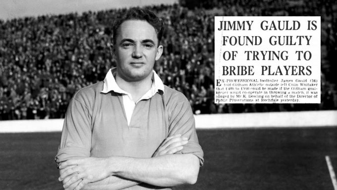 How Notorious Match Fixer Jimmy Gauld Duped English Football