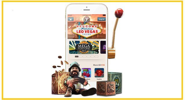Leo Vegas har en kungligt bra casino-app