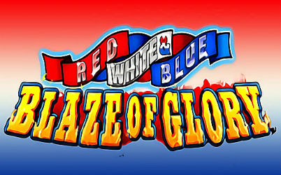 Red White and Blue Blaze of Glory Slot