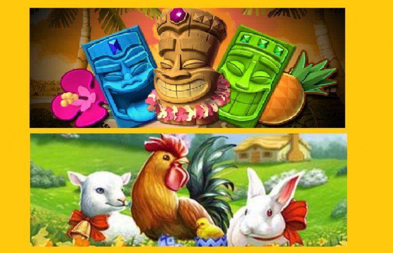 Skaffa påsk- och semesterkänsla i casino med sms-betalning